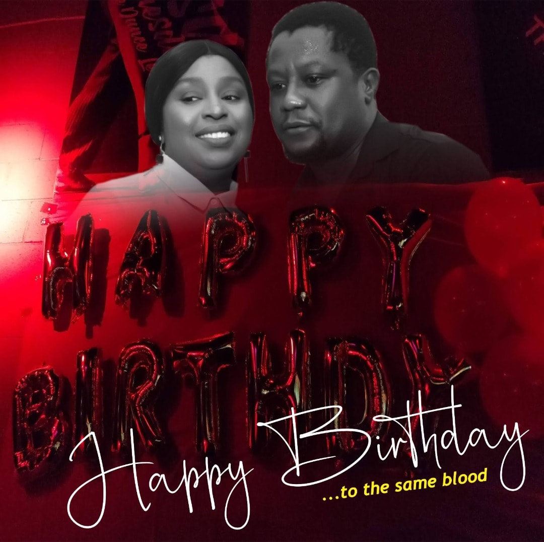 Join me to Celebrate these Amazing friends. Happy birthday to You, Obinna and Chinwe
