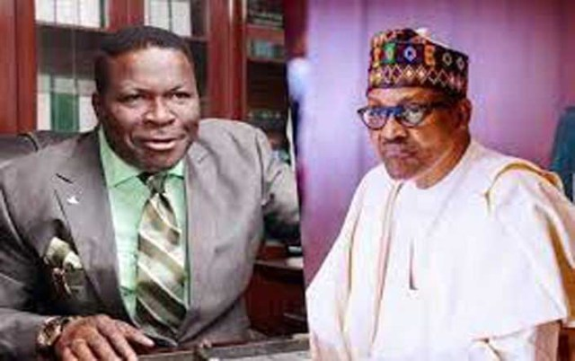 Nigeria is a Failed State, Buhari has Failed - Mike Ozekhome