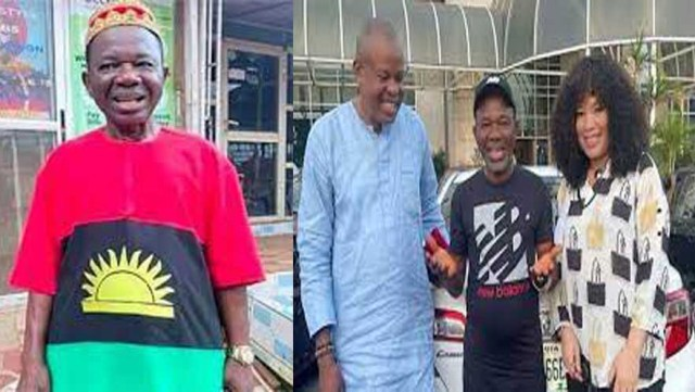 Nollywood actor, Chiwetalu Agu released by DSS