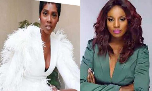 My f*ght with Tiwa Savage would have been very different if I didn't have peace at that time — Singer Seyi Shay