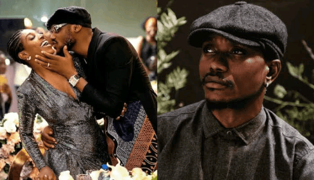 Comedian Efewarriboy tackles Brymo for insulting 2face
