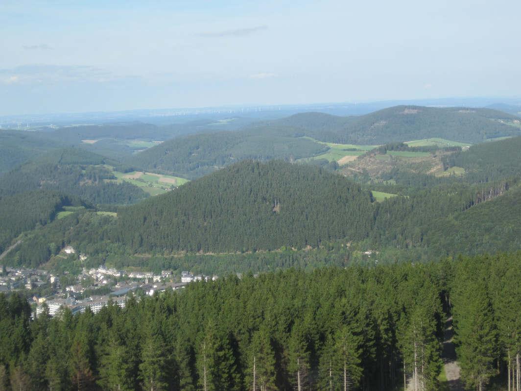 Alte Hansestadt Rot Grun