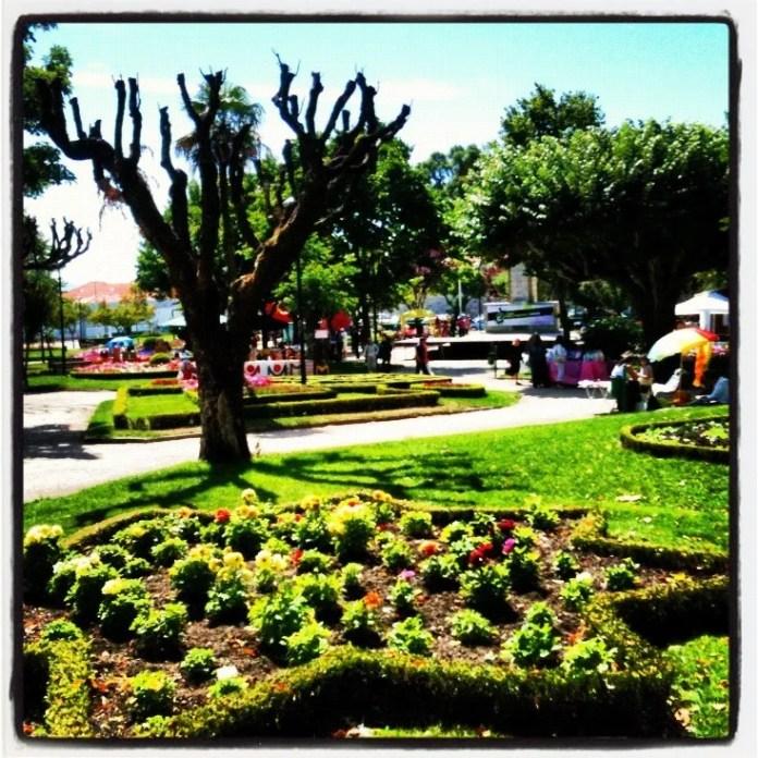 Jardim José de Lemos, Guarda