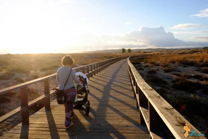 Passadiços do Alvor, Portimão, Algarve @osmeustrilhos