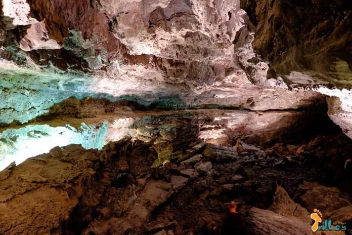 lanzarote- Cueva de Los Verdes -2 - Os Meus Trilhos-0286