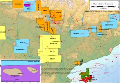 """El """"fracking"""" en Los Monegros"""