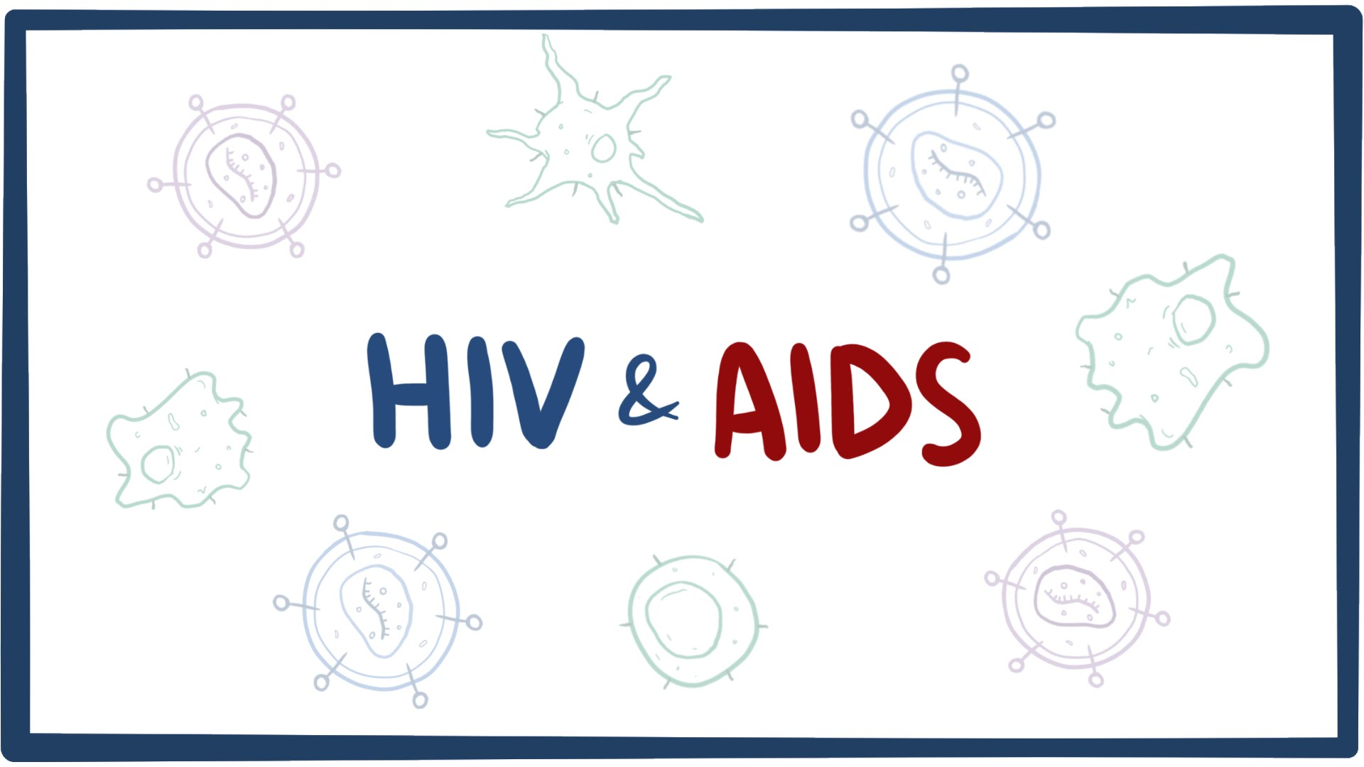Hiv Aids Video Anatomy Definition Amp Function