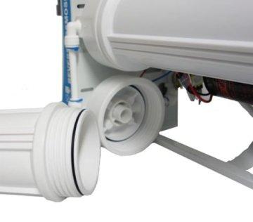 Osmoseanlage 600 GPD Ultimate PLUS PRO PROFI EDITION 2018 direct flow kein Tank nötig Umkehrosmosewasserfilter Wasserfilter Trinkwasser Umkehrosmose Reverse Osmosis - 5