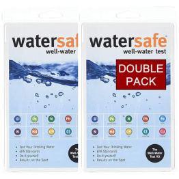 2 x Trinkwasser Wassertest (10 versch. Tests in 1) mit deutsch/englisch bedienungsanleitung - 1