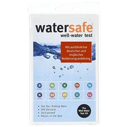 Trinkwasser Wassertest (10 versch. Tests in 1) mit deutsch/englisch bedienungsanleitung - 1