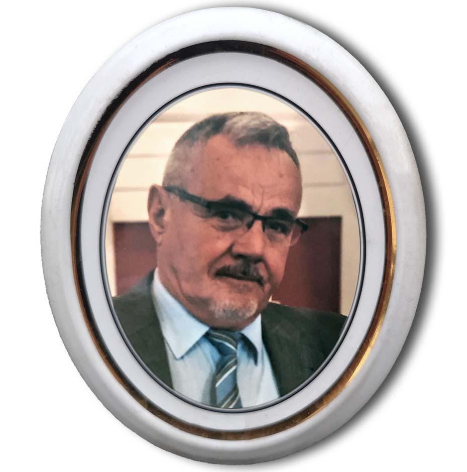 Mirko Franjičević posljednji pozdrav nećak Tomislav s obitelji