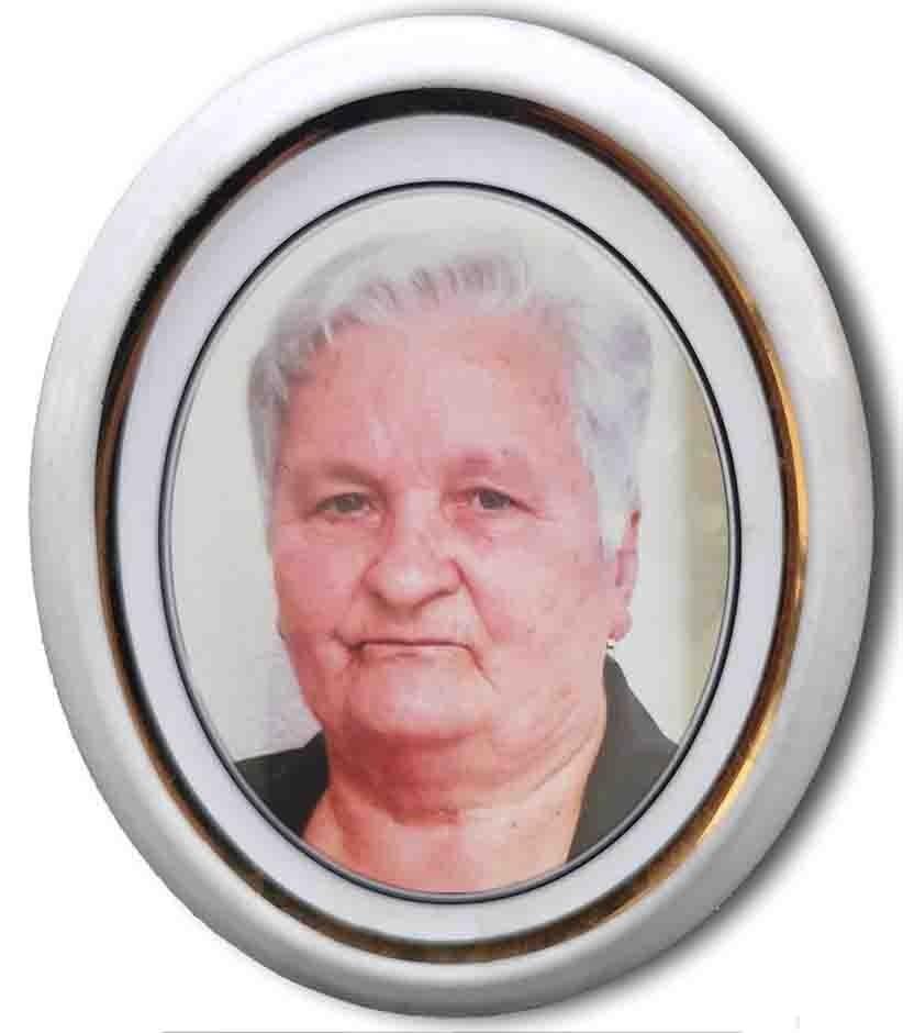 Anđa Kelava osmrtnica