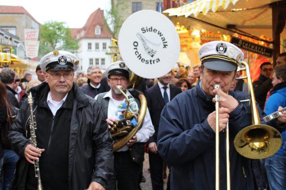 Eröffnung der 45. Maiwoche | Foto: Luca Engwicht