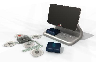 3D Novii Wireless Patch System