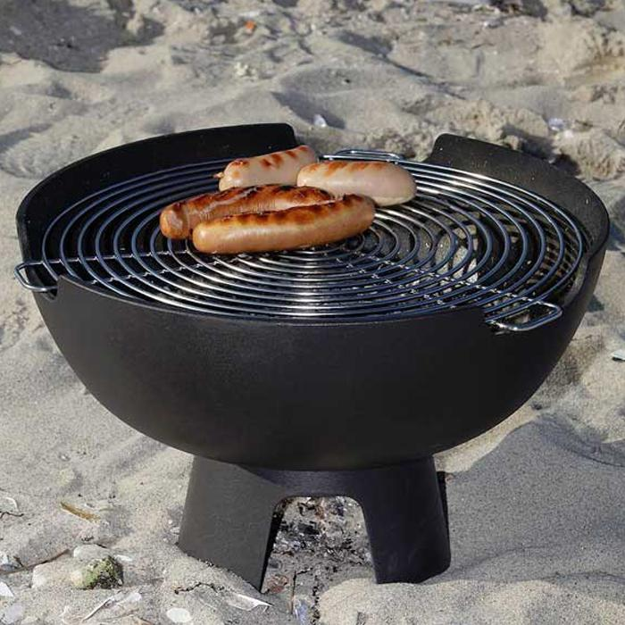 morso ignis fire pit with grill