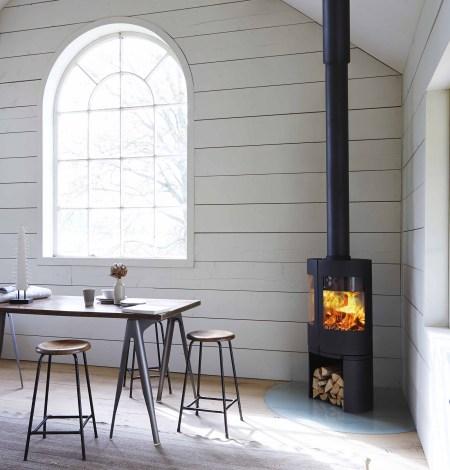 morso 6643 wood burning stove