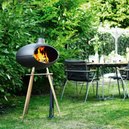 Charcoal & Wood Ovens & Grills