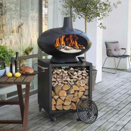 a photo of the Morso Forno Terra Deluxe Package