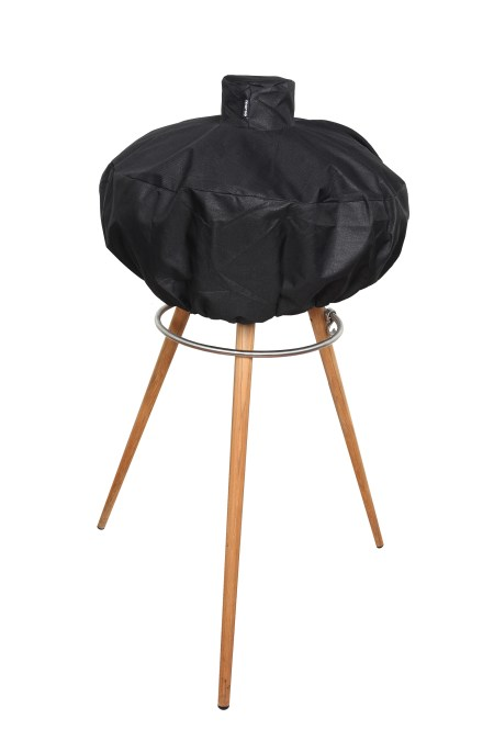 Morso Grill Forno with cover on