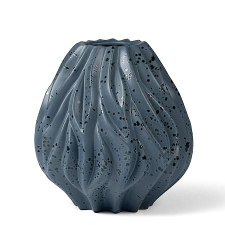 Morso Flame Vase Blue Large