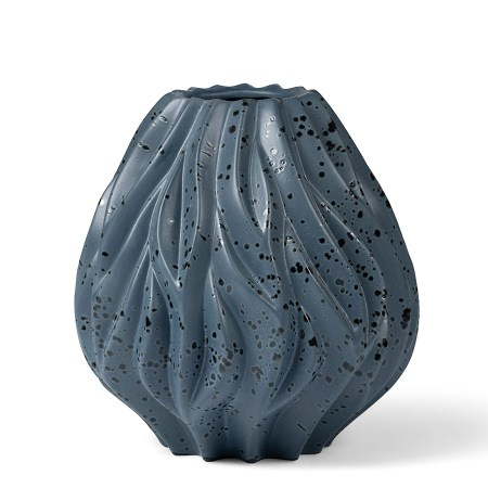 Morso Flame Vase Blue Large