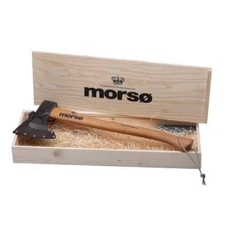 Morso Axe in presentation box