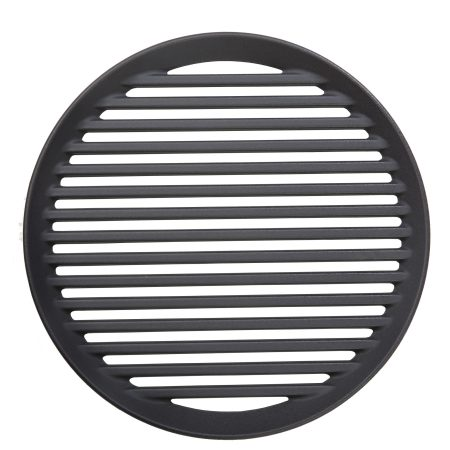 Photo of the Morsoe round grill grate