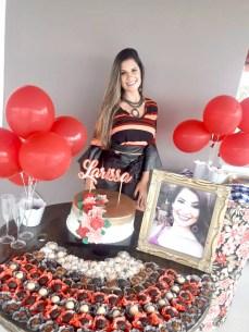 Parabéns para aniversariante do mês minha querida prima a psicóloga Larissa Morais Rocha Machado, Felicidades!!!