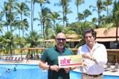 1- O diretor Geral do PSP Resort, Carlos Augusto de Paula e o gerente operacional, Francisco Henriques