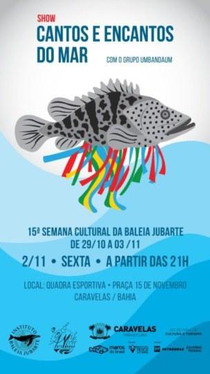 15ª Semana Cultural Baleia Jubarte em Caravelas(2)