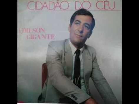 0 Ficou o legado para a música cristã: Adilson Gigante, agora, compõe o Coro Celestial Região
