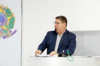 Fabiano Marily, novo secretário de Saúde