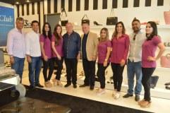 A inauguração recebeu amigos, parceiros e autoridades, entre estes, o prefeito municipal Temóteo Brito. Foto: Revista Atual