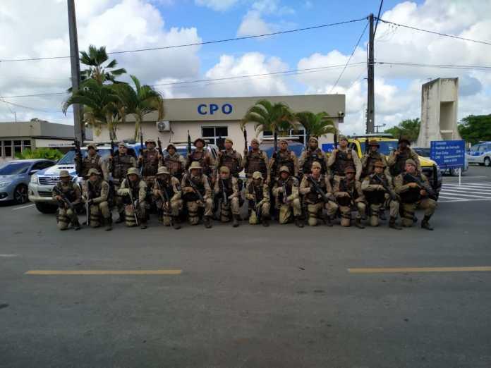 Ação integrada desarticula quadrilha de traficantes em Itabuna
