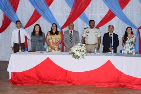 Cerimônia de formatura dos alunos do 9º ano do Colégio Claudionora Nobre de Melo (Caravelas) (1)