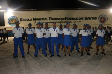 Cerimônia de formatura dos alunos do 9º ano do Colégio Francisco Henrique dos Santos (Rancho Alegre) (5)