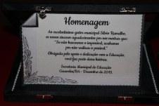 Homenagem do Colégio Francisco Henrique ao Prefeito de Caravelas