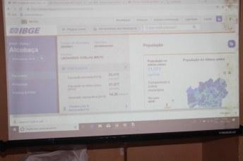 Reunião de Planejamento e Acompanhamento do Censo em Alcobaça (2)