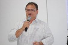 O secretário de Agricultura e Meio Ambiente, Ivan Favarato