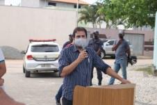 O representante da Grendene, Rafael de Carvalho