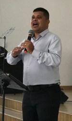 Pastor Rogério Aguilar
