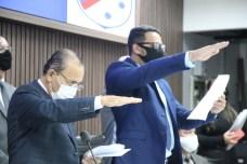 posse prefeito vice vereadores camara municipal prefeitura de teixeira de freitas presidente da mesa diretora (56)
