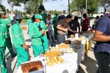 lajedao prefeito tonzinho limpeza publica prefeitura gari entrega de uniforme caminhao tele entulho compactador (25)