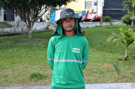 lajedao prefeito tonzinho limpeza publica prefeitura gari entrega de uniforme caminhao tele entulho compactador (27)