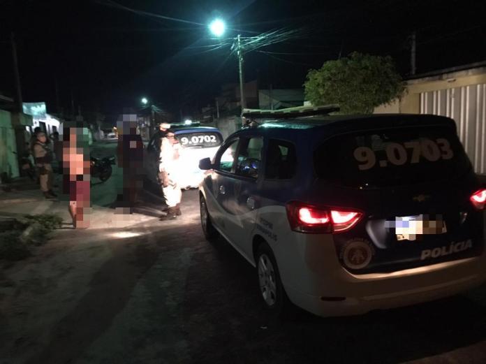Eunápolis: 7ª CIPM efetua prisão por perturbação de sossego e desacato