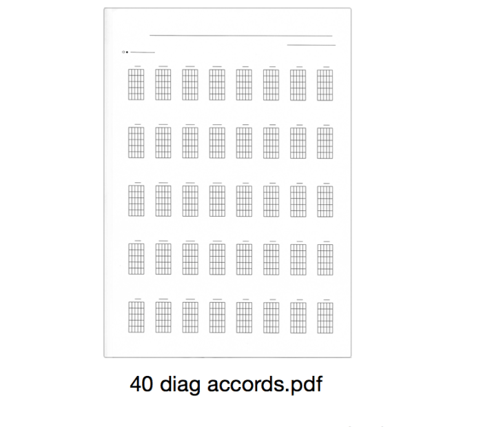 40 diag accords
