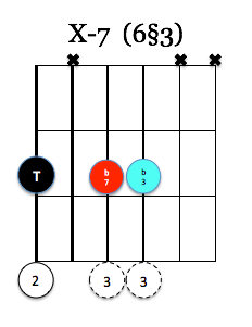 X-7 (6§3)