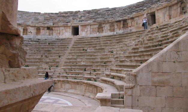 Ruinas romanas en el Mediterráneo (Estambul, Jordania,Tunez…)