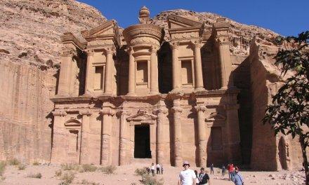 Petra: la ciudad en la roca