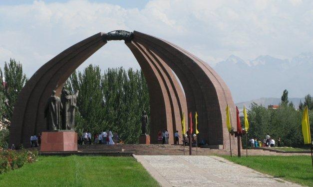 Un  dia en Biskek